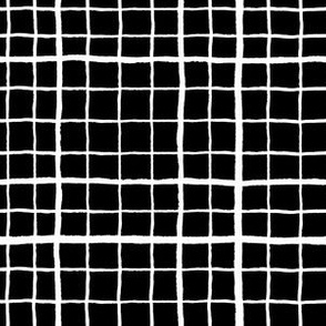 Grid Love - Black