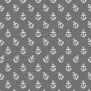 Anchors - Grey