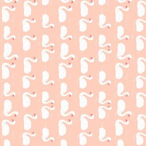 swans // swan swans birds bird elegant beautiful pink pastel girls sweet swans