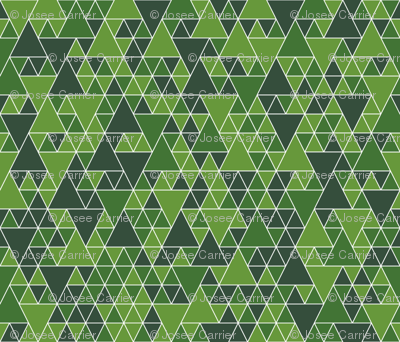 Random Triangles