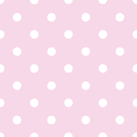Chloe Dot in sorbet fabric by lilyoake on Spoonflower - custom fabric