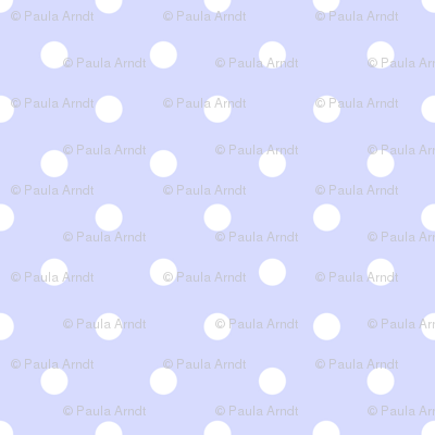 Chloe Dot blue-violet