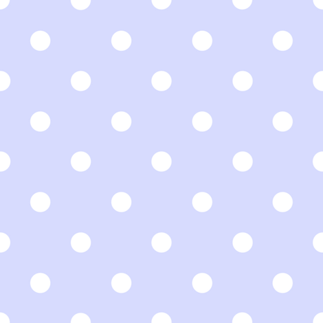 Chloe Dot blue-violet fabric by lilyoake on Spoonflower - custom fabric
