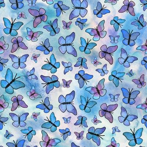 Dreaming Butterflies
