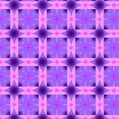 Pink and Purple Circus Geometric