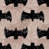 Bat Grunge Taupe