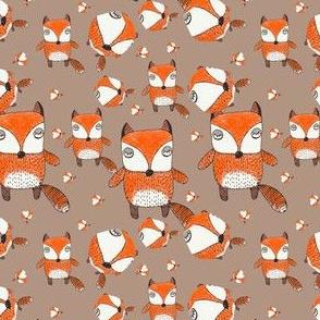 baby foxy (maue)