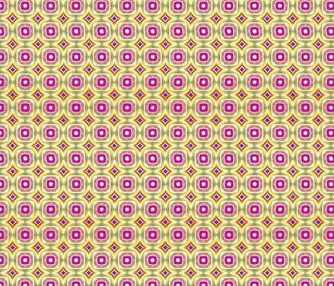 Moroccan Dream fabric by floramoon on Spoonflower - custom fabric