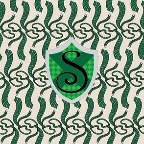 House Snake Ties