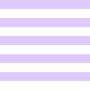 wide stripes periwinkle purple