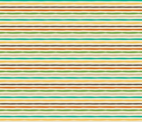 Summer Camp Stripe fabric by shannonmcnab on Spoonflower - custom fabric