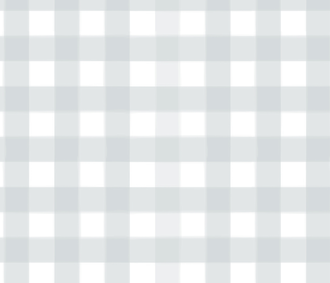 brushed wide gingham gray gull fabric by lifebymom on Spoonflower - custom fabric