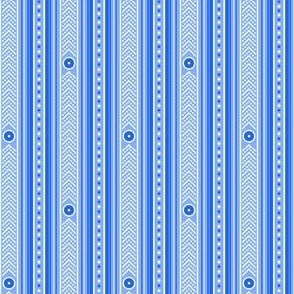Stripes A - Blue