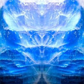 Radiance of Resonance (Blue Apatite)