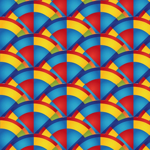 Pie Chart Symmetry