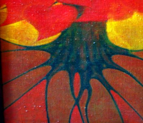 Bouquet fabric by wojtekkowalski on Spoonflower - custom fabric