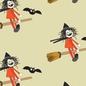Every witch has a bat