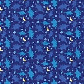 Dinosnore - Blue Stegosaurus