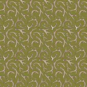 Antlers Moss Mini