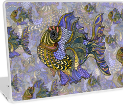 One_Fish_on_Fun_Paisley