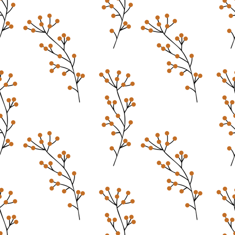 Branches  fabric by shopcabin on Spoonflower - custom fabric