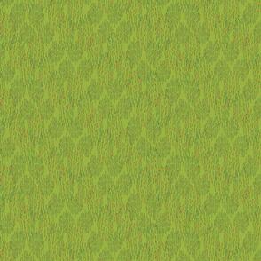 Lime Green Textural Dot
