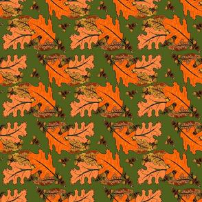 leaves_and_acorns_orange_6x6