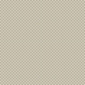 Grid in soft grey