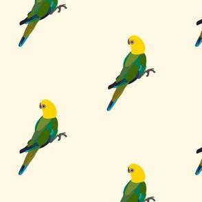 Paradis Perroquet beige