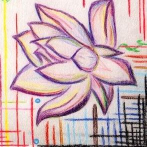 Charlene G's Flower Original