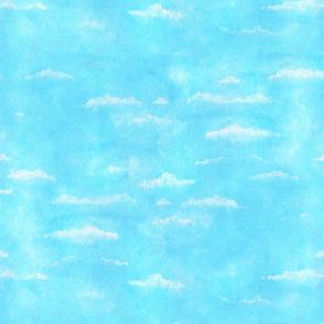 Sky's the Limit: Blue Sky