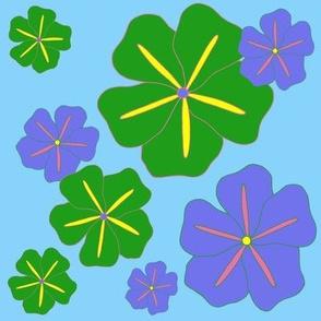 Lily Pads Aruba