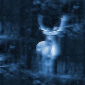 potter's patronus - deer 1