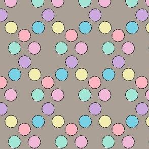 Pastel circles 2