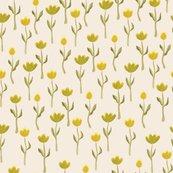 Rspoonflower_upnorth_flowers_cream_shop_thumb