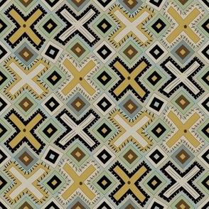 Kenya Patchwork Desat