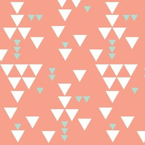 geranium triangle fall // small