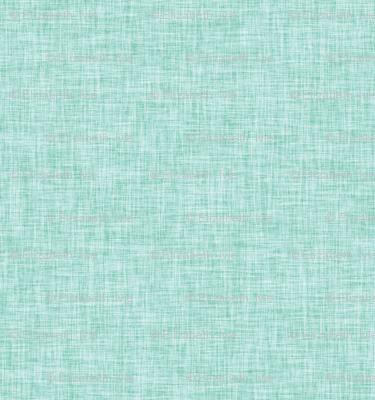 Linen Solid // Aqua