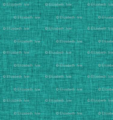 Linen Solid // Emerald