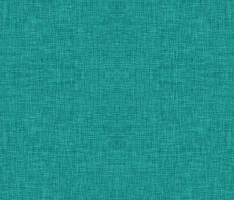 Linen Solid // Emerald fabric by ivieclothco on Spoonflower - custom fabric