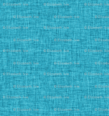 Linen Solid // Turquoise