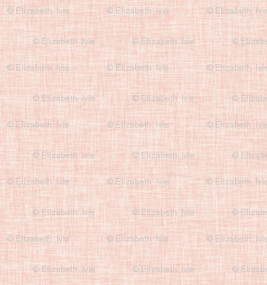 Linen Solid // Pale Pink