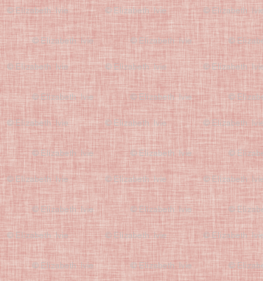 Linen Solid // Pink