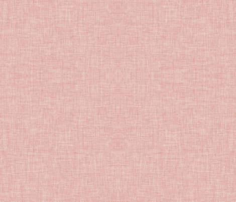 Linen Solid // Pink fabric by ivieclothco on Spoonflower - custom fabric