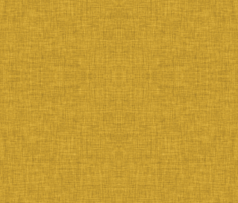 Linen Solid // Gold fabric by ivieclothco on Spoonflower - custom fabric