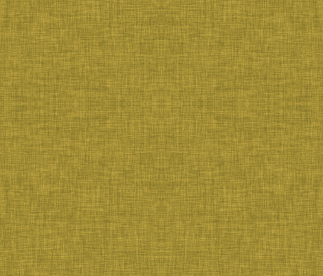 Linen Solid // Mustard fabric by ivieclothco on Spoonflower - custom fabric