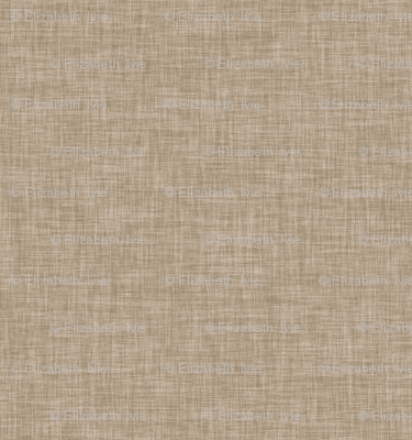 Linen Solid // Taupe