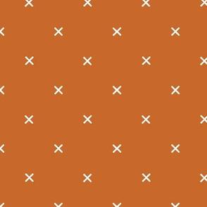X // Pantone 31-7
