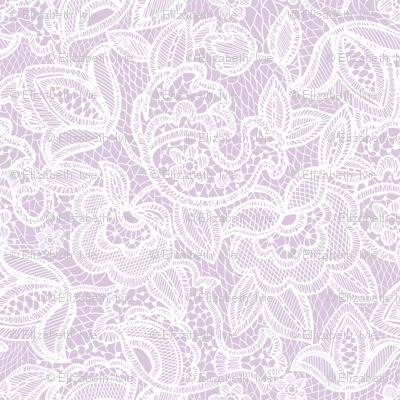 Lace // Pantone 88-9