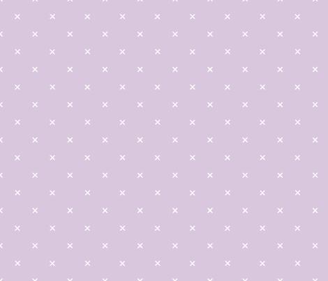 X // Pantone 88-9 fabric by ivieclothco on Spoonflower - custom fabric
